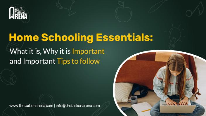 Home Schooling Essentials